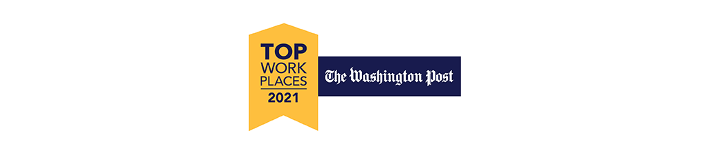 The Washington Post – Top Work Places 2021